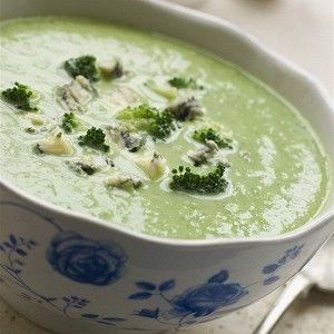 Крем-суп из брокколи и голубого сыра рецепт – супы. «Афиша-Еда»