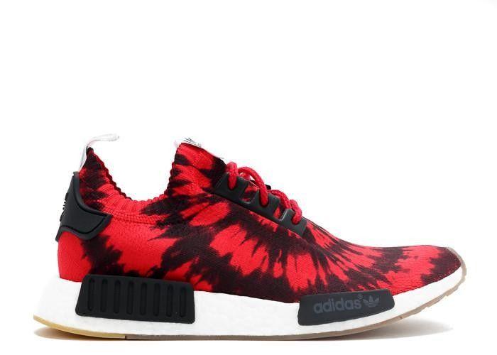 NMD R1 PK Nice Kicks Red Black Sneaker