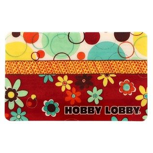 $25 Hobby Lobby Gift Card... for crafts or office supplies. :)