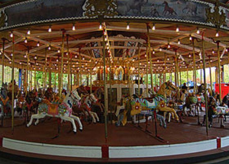 VisitCanberra - Merry-Go-Round