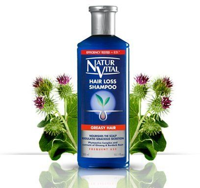 Revitalizing Shampoo Greasy Hair  300 Ml  Natural  Organic * More info could be found at the image url.