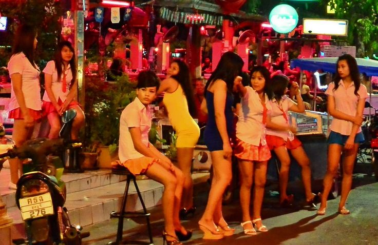 What Do You Do Your First Night in Pattaya, Thailand?