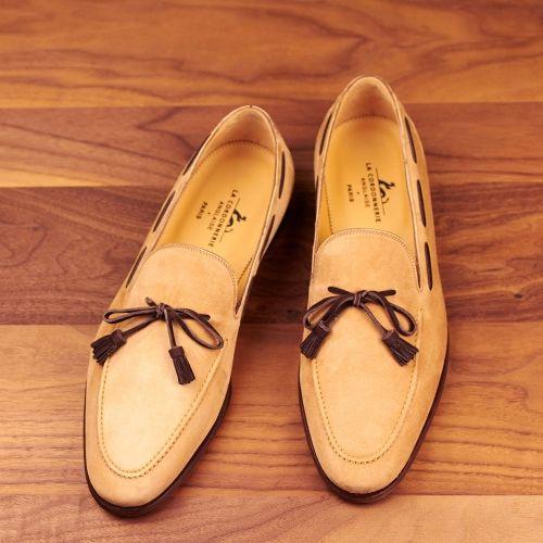 Leatherfoot Online Shoe Stock – Heavy, Heavy Shoe Porn!! – The Shoe Snob Blog - La Cordonnerie Anglaise loafers