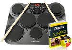 Pyle-Pro PED02M Electric Thunder Drum Kit With MP3 Recorder  http://www.instrumentssale.com/pyle-pro-ped02m-electric-thunder-drum-kit-with-mp3-recorder/