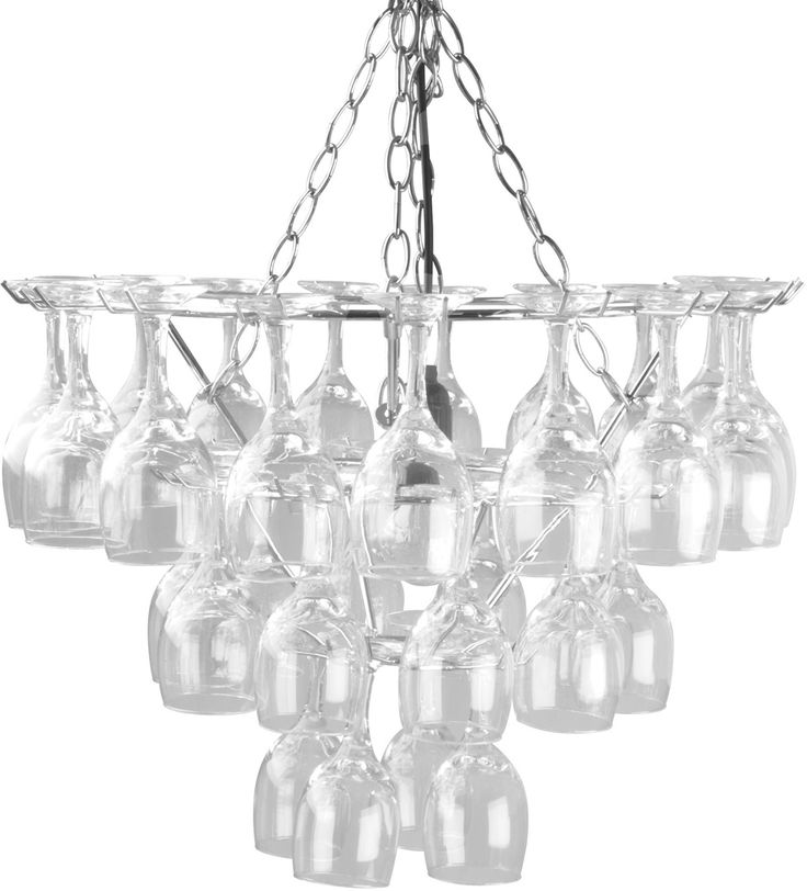Vino Glass hanglamp - Leitmotiv