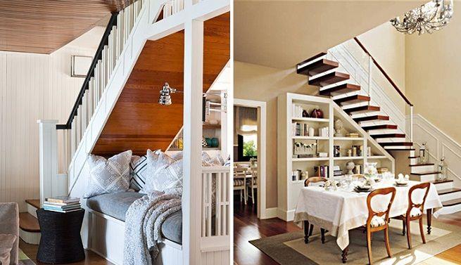 9 best decorar debajo de las escaleras images on pinterest for Hueco de escalera decorar