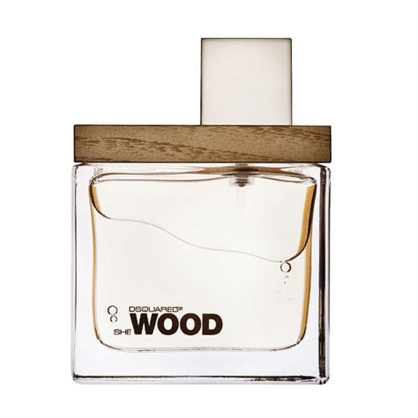 Eau de parfum She wood golden light wood, de DSquared2. 84$.