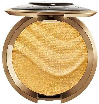 Becca Shimmering Pores and skin Perfector Pressed Highlighter – Gold Lava