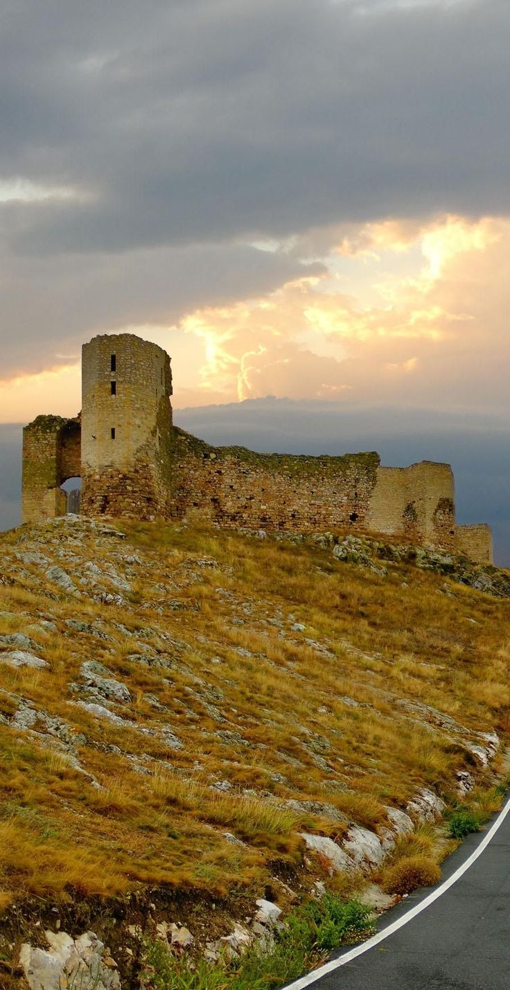 Enisala - Ruins of Ancient Fortress in Dobrogea, Romania | Discover Amazing Romania through 44 Spectacular Photos
