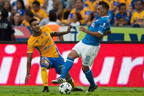 Tigres se medirá a la Máquina del Cruz Azul este miércoles a las 21:00 hrs. en la cancha del Estadio Azul como parte de la quinta jornada de la Copa Corona MX. | www.soytigre.mx