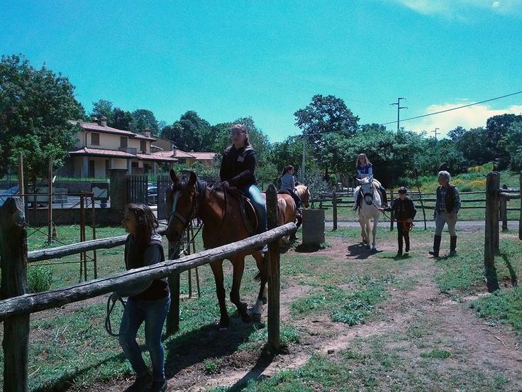 battesimo della sella 2013 #bambini #equitazione