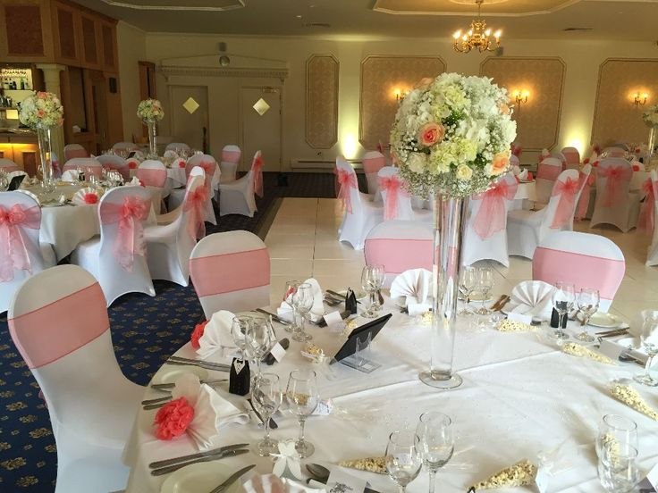 Venue Decorations   Vickys Flowers - Wedding Flower service with style and creativity   East Calder , West Lothian