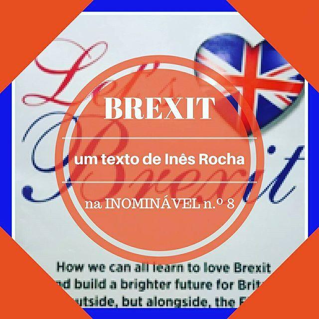 A vida na terra do Rei Artur depois da decisão sobre o Brexit, nas palavras da Alexandra. Para ler na #revistainominavel  http://buff.ly/2tvU8Vd  #revistadigital #revistaonline #revista #revistaportuguesa #portuguesemagazine #portugal #brexit #uk #england #inglaterra #instadaily #bookstagram [link in bio]