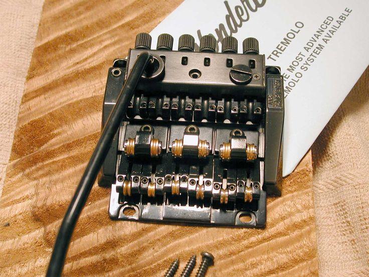 55941404468512990  Washburn Wonderbar Wonder Bar 2001 Guitar Tremolo