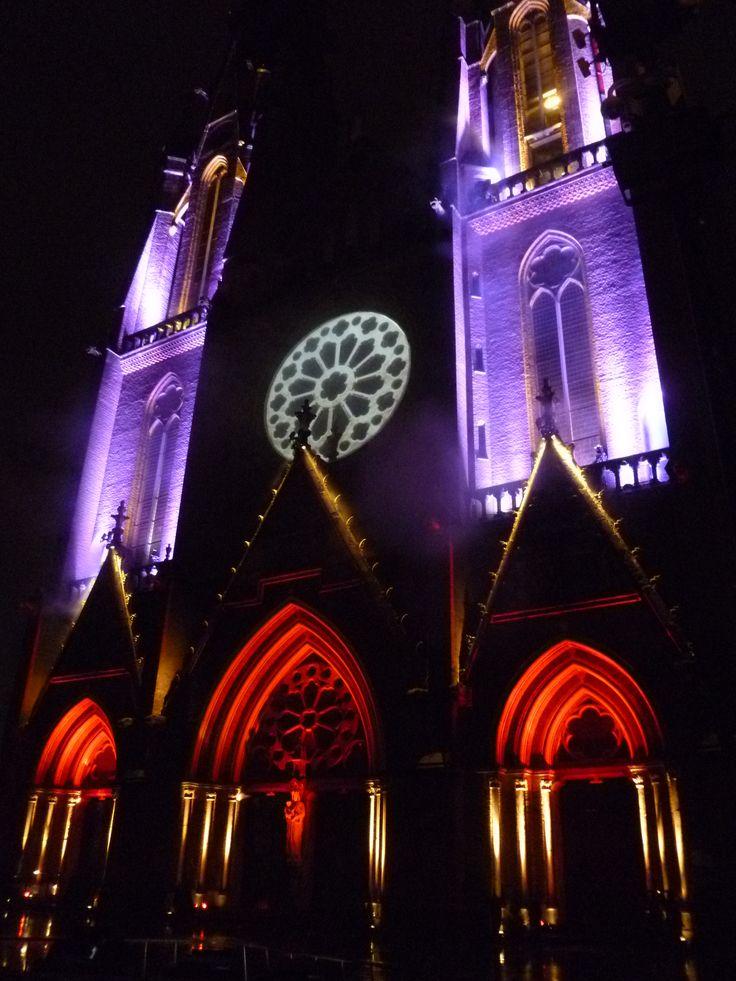 Glow Eindhoven 2013.   Foto A.Kabel
