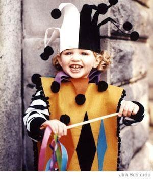 DIY Tutorial DIY Halloween / DIY Jester Costume - Bead&Cord