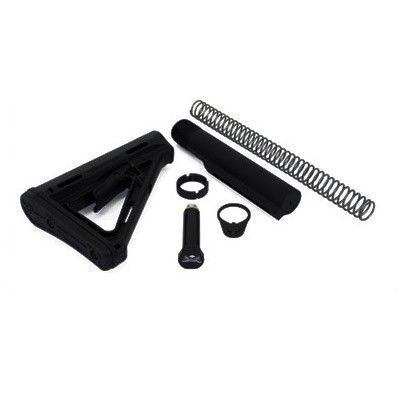 Palmetto State Armory MOE Stock Kit Black - Stock Kits - Lower Parts - AR-15