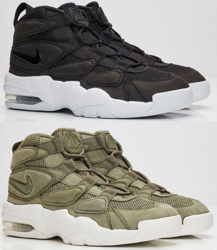 MEN's nike air max uptempo 2 qs shoes. Order half a size larger than normal for wide feet; normal size for regular or narrow feet. Nike Men's Shoes. Nike shoes size chart If you don't know your US size, you can measure the length of your foot-the best way to measure it is to stand on a white paper, mark the the tip of your great toe and the farthest point of your heel, then measure the distance between them. | eBay!