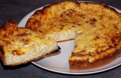 Régime Dukan (recette minceur) : Tarte à l'oignon #dukan http://www.dukanaute.com/recette-tarte-a-l-oignon-13016.html