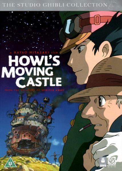 Howl's Moving Castle (2 DVD Set / Studio Ghibli 2004)
