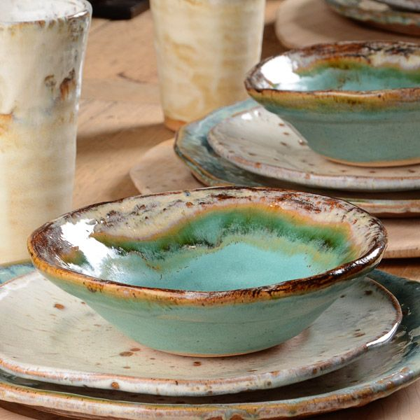 Etta B Dinnerware & 299 best Pottery - Dinnerware Sets images on Pinterest | Dinnerware ...