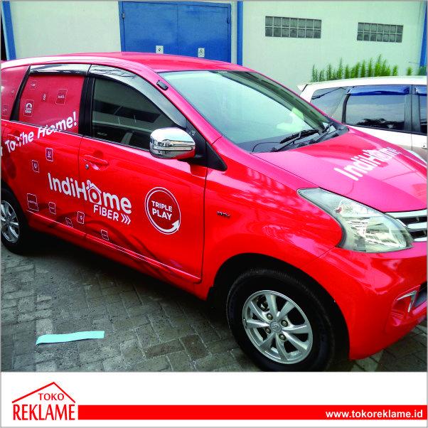 Branding Mobil Di Jakarta Mobil Branding Kendaraan