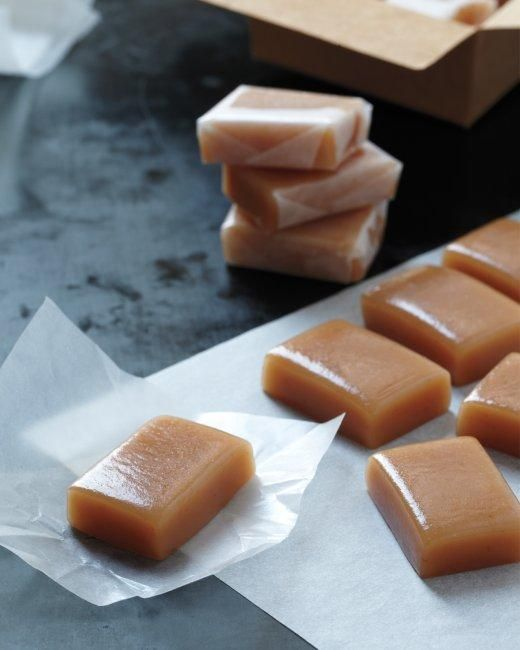Classic Caramel Candies Recipe