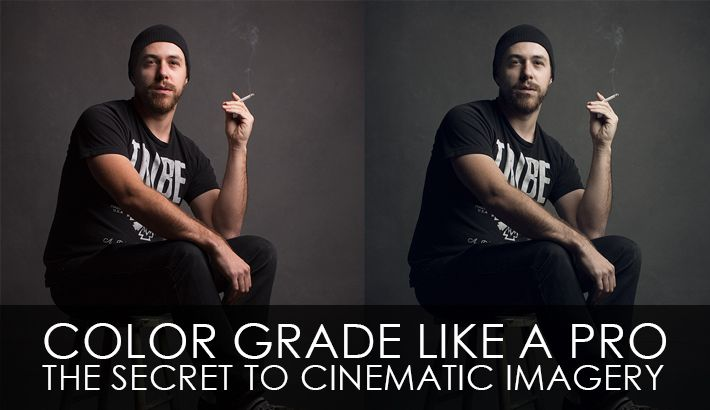 Color Grade Like A Pro – The Secret The Cinematic Imagery