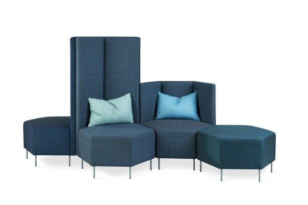 Honey nice modulair seating toolkit by jonas ihreborn in for Jonas furniture
