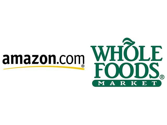 Online giant Amazon buys organic grocery store Whole Foods, threateningbrick and mortar grocery stores.