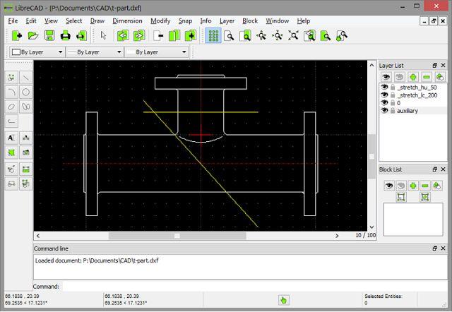 LibreCAD Computer Aided Design Original link http://ift.tt/2iGKGHV