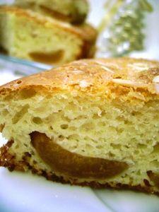 Фото к рецепту: Сдобный нежный карамельный пирог «АприКОТ». Для Светлячков.