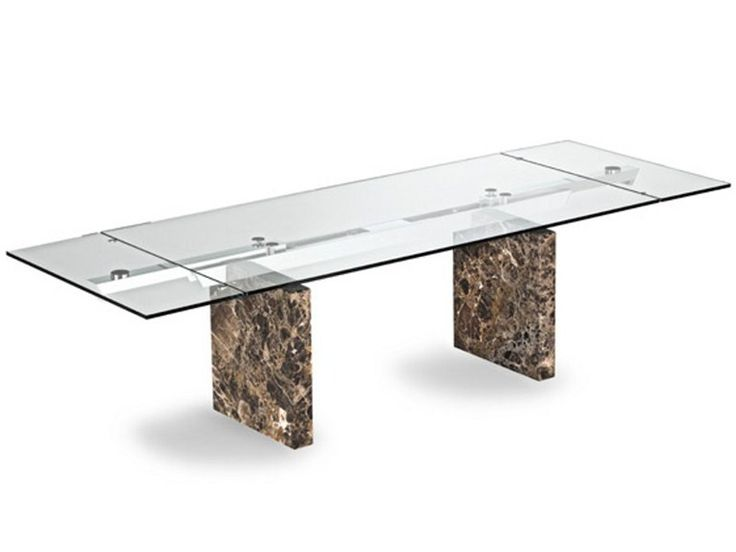 Rectangular Dining Table STONE SQUARE Les Contemporains Collection By ROCHE  BOBOIS   Design Yoshirato Hatano