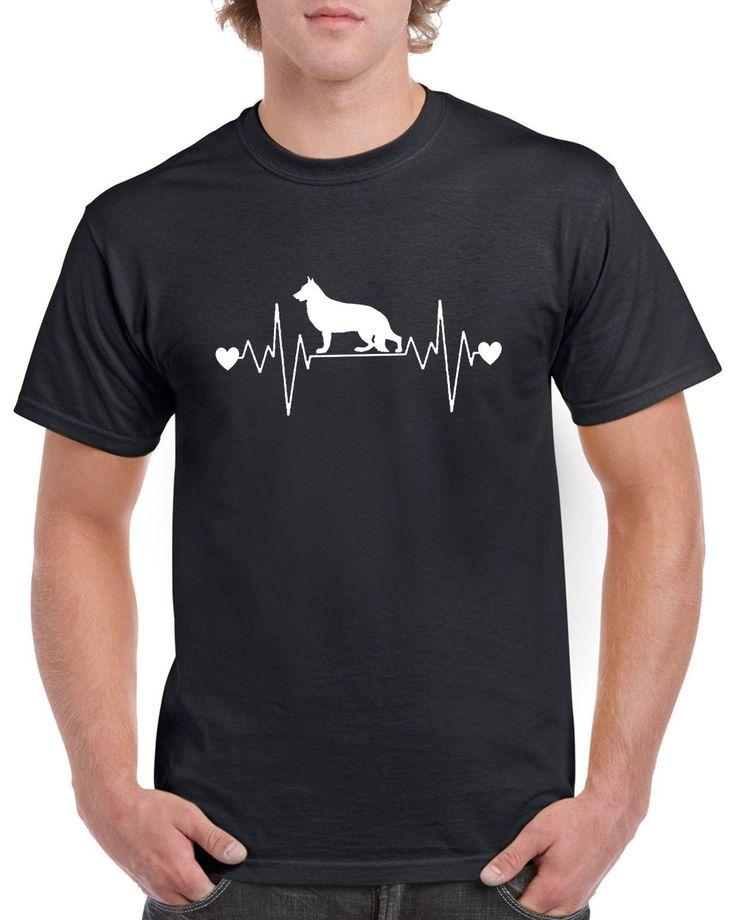 Black Friday Is On! Save 10%.. Like us on facebook Pop Up Window and get your coupon code!  German Shepherd Heart Pulse Rate T-shirt Dog Lovers Tshirt Cool Unisex Top Tee  https://goo.gl/1eQ94B $15.75 https://minostshirts.com #black #gildan #4XL #DogTshirt #3XL #2XL #DogLovers #clothing #AwesomeGift #5XL #GermanShepherd #DogBreed #GermanShepherdTShirt #dogs #charcoal