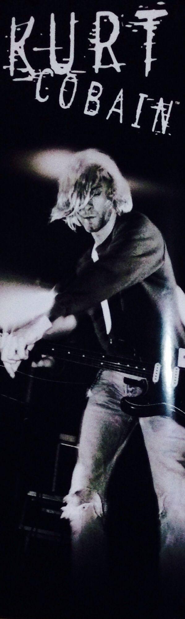 Kurt Cobain poster