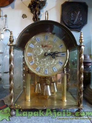 Jam Duduk Antik Merk `KOMA` Buatan Jerman # 2