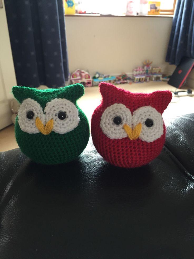 Owls for Caz