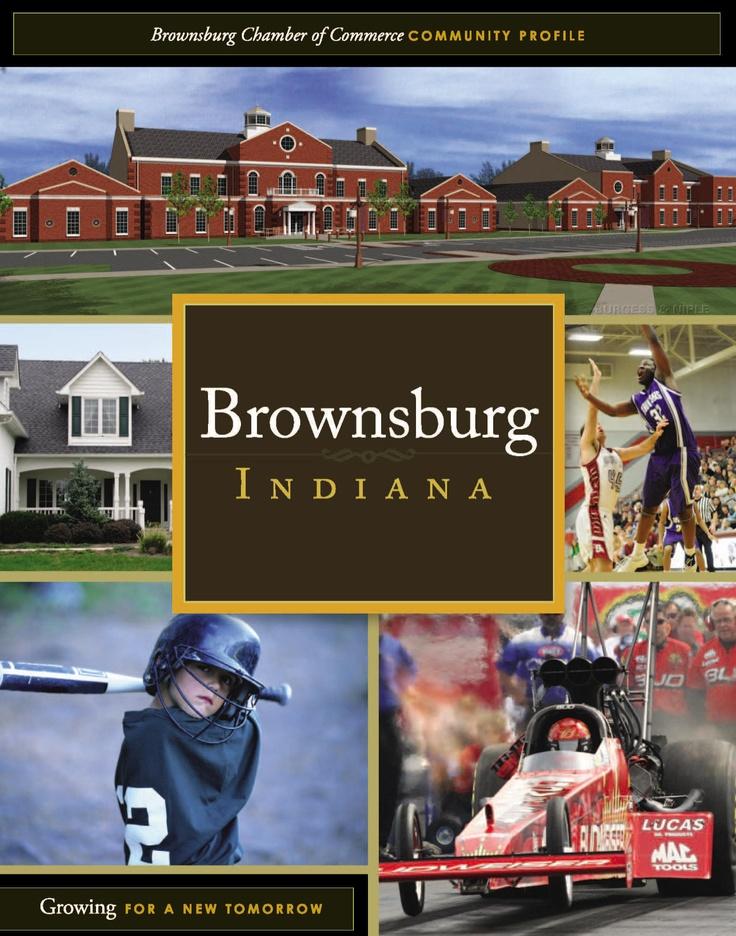 Grew up in Brownsburg, IN