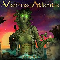 "Female Fronted Symphonic metal band VISIONS OF ATLANTIS unveils ""Ethera"" tracklist and cover artwork"