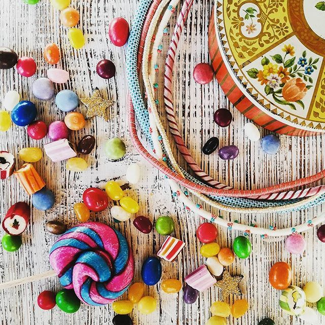 Do you want some sweets? #jewellery #jewellerydesign #designer #neacklace #accessories #fashion #lunariesweets #handmade #handmadejewelry