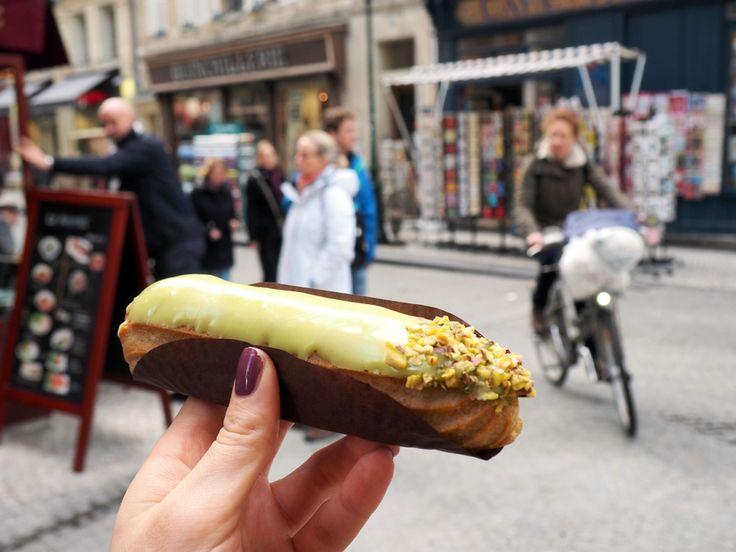 Best Eclair in Paris | Traviness Travel Blog