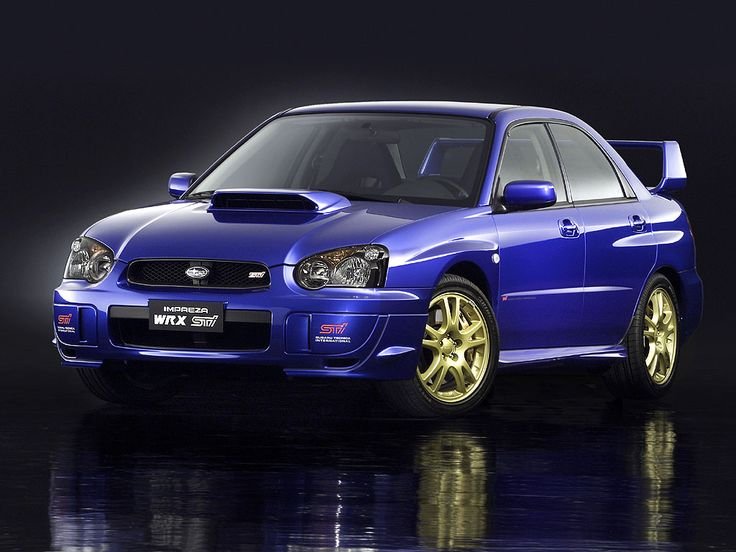 2005 Subaru Impreza WRX STi Base