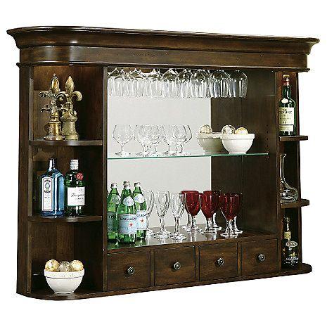 Howard Millar Niagara Bar Hutch at Wine Enthusiast - $1,149.00
