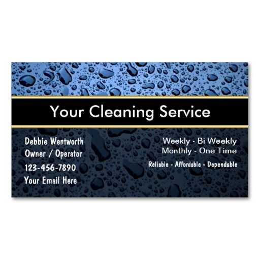 133 best images about house cleaning business cards on pinterest