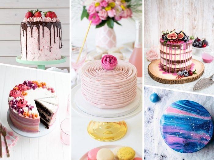 Torte Mit Sahne Verzieren Great Rezept With Torte Mit Sahne