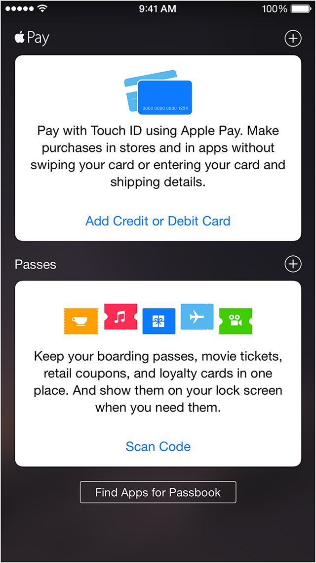 Set up and use Apple Pay on your iPhone or iPad