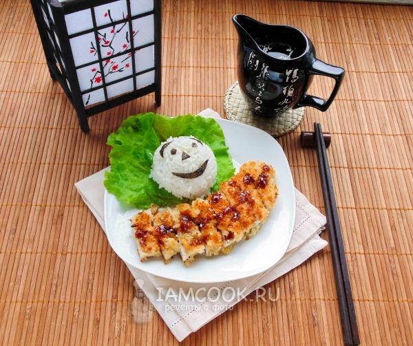 Рецепт тонкацу или свиной отбивной по-японски