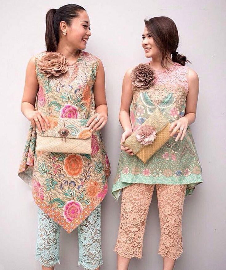 Anne Avantie in 2020 | Batik fashion, Batik dress, Batik ...