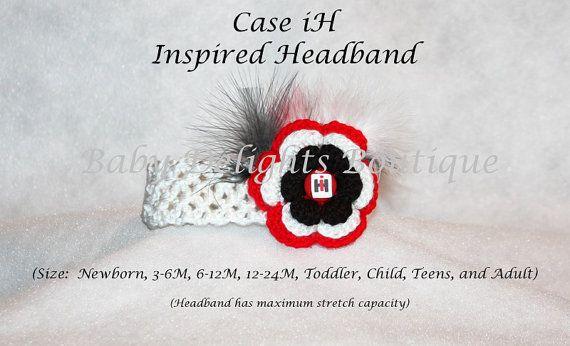 Case iH International Harvester Inspired by BabyDelightsBoutique, $18.00
