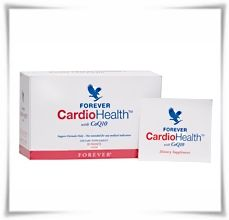 Forever CardioHealth with CoQ10   Forever Living Products #ForeverLivingProducts  #NutritionalSupplements